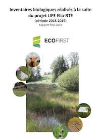 Godeau et al 2020 Inventaires biologiques réalisés à la suite du pro